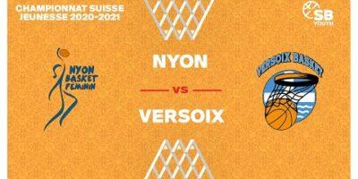 CSJC U17F : NYON vs. VERSOIX