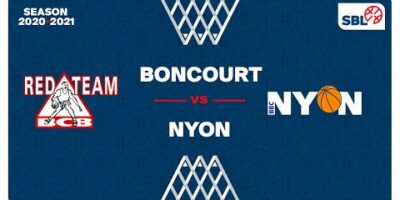 SB League - Day 27: BONCOURT vs. NYON