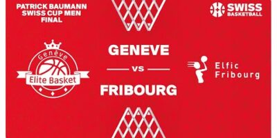 PATRICK BAUMANN SWISS CUP WOMEN 2021 - GENÈVE vs. FRIBOURG