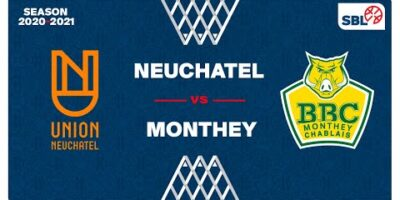 SB League - Day : NEUCHATEL vs. MONTHEY
