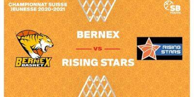 CSJC U15M : BERNEX vs. RISING STARS