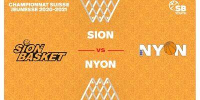 U17 NATIONAL M - Day 8: SION vs. NYON
