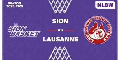 NLB Women - Day 2: SION vs. PRILLY
