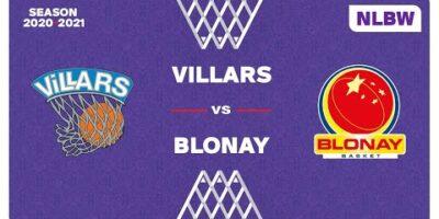 NLB Women - Day 4: VILLARS vs. BLONAY