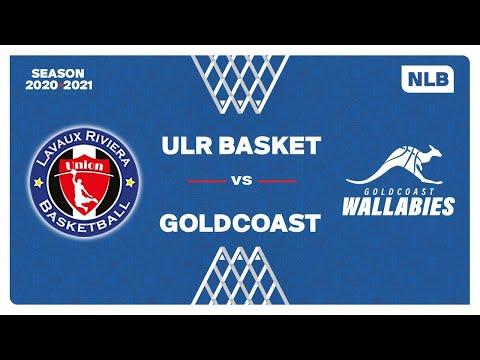NLB Men – Playoffs 1/4 Finals : ULR BASKET vs. GOLDCOAST