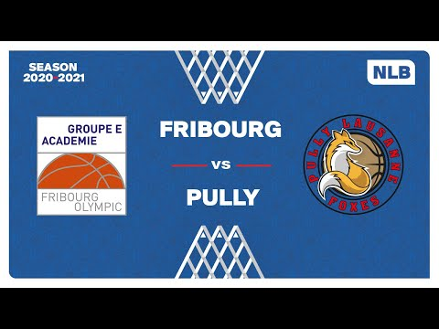 NLB Men – Playoffs Final 3-4 : FRIBOURG vs. PULLY