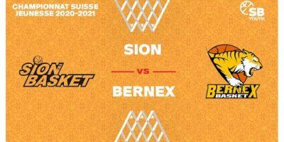 U17 NATIONAL M - Day 13: SION vs. BERNEX
