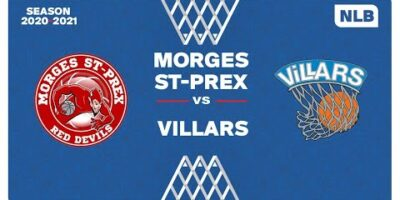 NLB - Day 9: MORGES vs. VILLARS