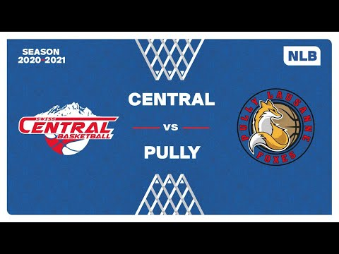 NLB Men – Playoffs 1/2 Finals : SWISS CENTRAL vs. PULLY LAUSANNE