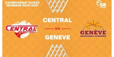 U17 NATIONAL M - Day 12: SWISS CENTRAL vs. GENÈVE