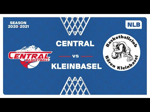 NLB Men – Playoffs 1/4 Finals : CENTRAL vs. KLEINBASEL