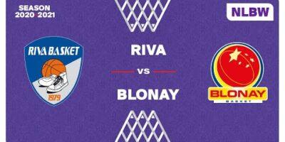 NLB Women - Playoffs 1/4 Finals : RIVA vs. BLONAY