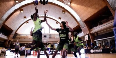 3X3 SWISS TOUR 2021 - STAGE 3 (MIES) - KNOCKOUT ROUND