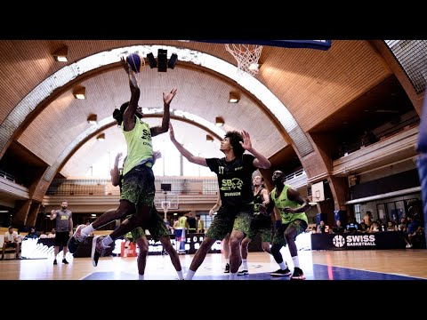 3X3 SWISS TOUR 2021 – STAGE 3 (MIES) – KNOCKOUT ROUND