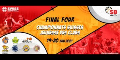 CSJC U17 NATIONAL - SEMI-FINAL : LUGANO vs. BERNEX