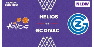 NLB Women - Playoffs Final : HÉLIOS vs. GC DIVAC