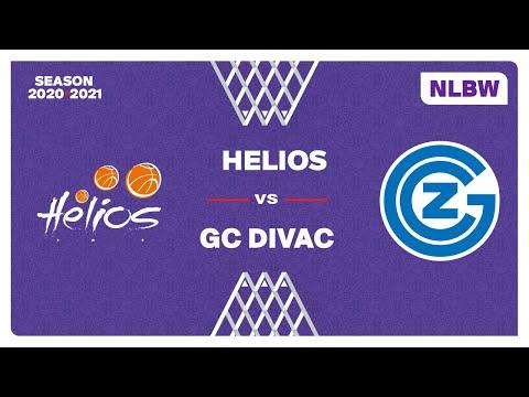 NLB Women – Playoffs Final : HÉLIOS vs. GC DIVAC