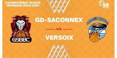 CSJC U20M : GRAND SACONNEX vs. VERSOIX