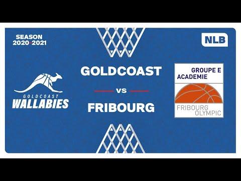 NLB Men – Playoffs 1/2 Finals : GOLDCOAST vs. FRIBOURG