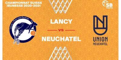 CSJC U17M : LANCY vs. NEUCHÂTEL