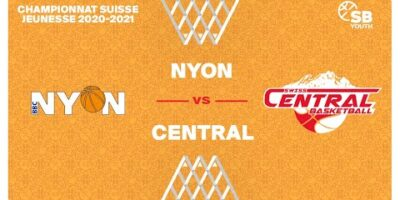 U17 NATIONAL M - Day 13: NYON vs. SWISS CENTRAL