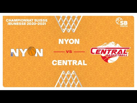 U17 NATIONAL M – Day 13: NYON vs. SWISS CENTRAL