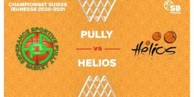 CSJC U17F : PULLY vs. HÉLIOS