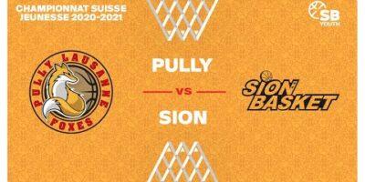 CSJC U15M : PULLY vs. SION