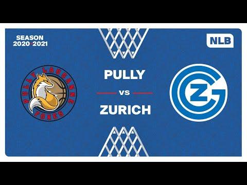 NLB Men – Playoffs 1/4 Finals : PULLY vs. ZÜRICH