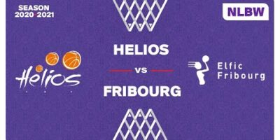 NLB Women - Playoffs 1/4 Finals : HELIOS vs. FRIBOURG
