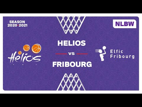 NLB Women – Playoffs 1/4 Finals : HELIOS vs. FRIBOURG