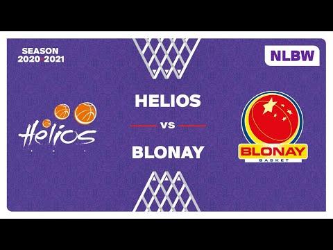 NLB Women – Playoffs 1/2 Finals : HELIOS vs. BLONAY