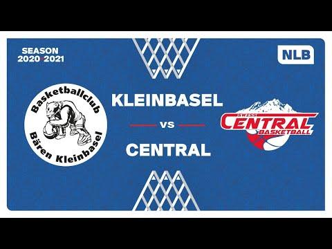 NLB Men – Playoffs 1/4 Finals : KLEINBASEL vs. SWISS CENTRAL