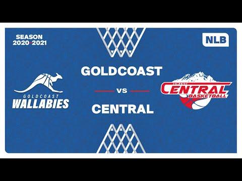 NLB Men – Playoffs Final : GOLDCOAST vs. SWISS CENTRAL
