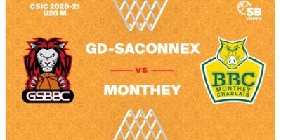 CSJC U15M : GRAND SACONNEX vs. MONTHEY