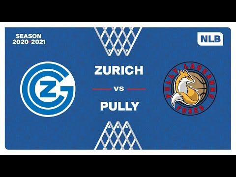 NLB Men – Playoffs 1/4 Finals : ZÜRICH vs. PULLY