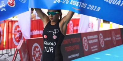 Europe Triathlon Cup, Elite Frauen und Männer, Balikesir (TUR)