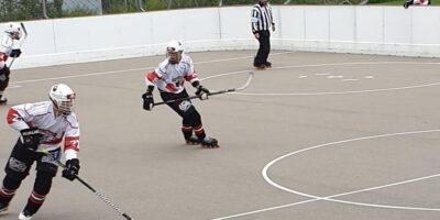 Inline Hockey Senioren: IHC Zofingen Black Panthers - IHC Rothrist