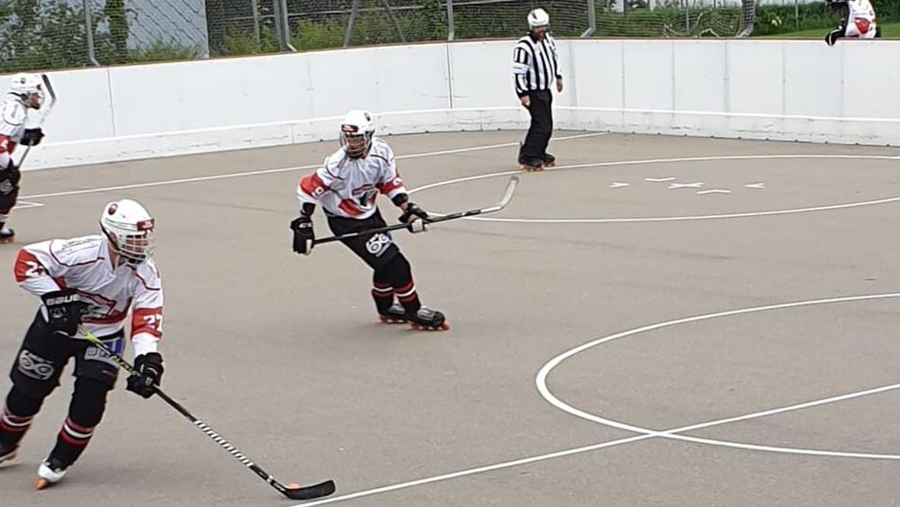Inline Hockey Senioren: IHC Zofingen Black Panthers – IHC Rothrist
