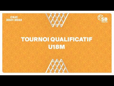 CSJC – TOURNOI QUALIFICATIF U18M: Sion vs. Lancy PLO