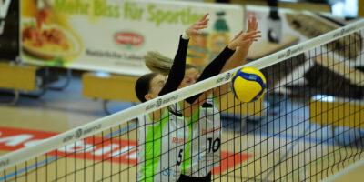 Volleyball NLA Damen: Raiffeisen Volley Toggenburg - Sm'Aesch Pfeffingen