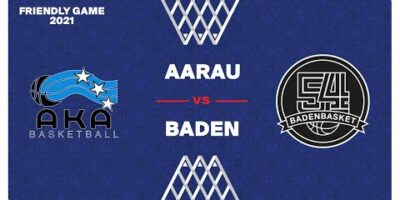 ANM Friendly Game 2021 – AARAU vs. BADEN