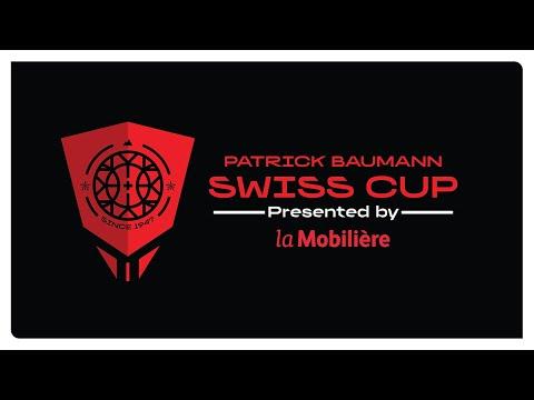 PATRICK BAUMANN SWISS CUP 2022 – TIRAGE AU SORT WOMEN & U18M