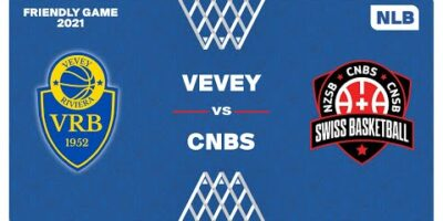 ANM Friendly Game 2021 – VEVEY vs. CNBS
