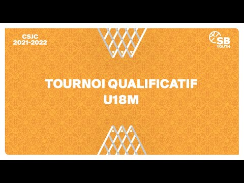 CSJC – TOURNOI QUALIFICATIF U18M: Villars Basket vs. Chêne BBC