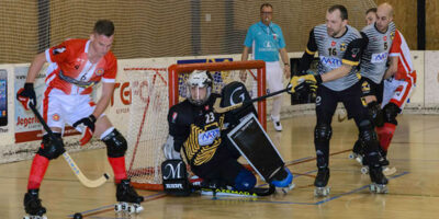 Rollhockey NLA Herren: RHC Uri - RC Biasca