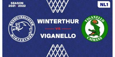 NL1 Men - Day 3: WINTERTHUR vs. VIGANELLO