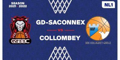 NL1 Men - Day 3: SACONNEX vs. COLLOMBEY