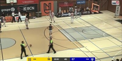 Union Neuchâtel Basket vs. Fribourg Olympic - Game Highlights