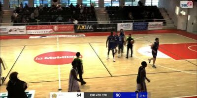 Lugano Tigers vs. BBC Nyon - Game Highlights